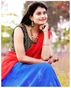 actress allavi jadhav photo shoot