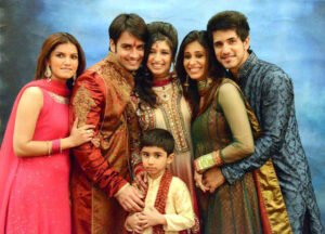 kishwar merchant happy family