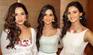 shakti mohan beautiful trio