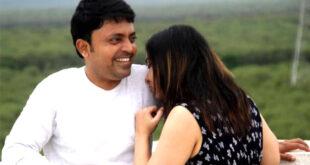 anshuman vichare with wife pallavi