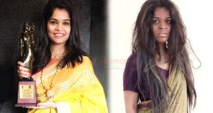 award winning marathi actress gauri kiran