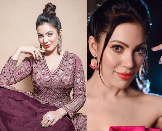 gorgeous babita iyer from tarak mehta serial
