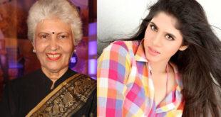 shashikala grand daughter tanvi hegde