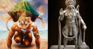 hanuman not getting worshiped