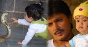 milind gawli meets kid actor after 14 years