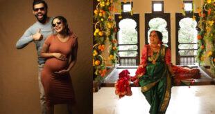 urmila nimbalkar gave birth to beautiful babyurmila nimbalkar gave birth to beautiful baby