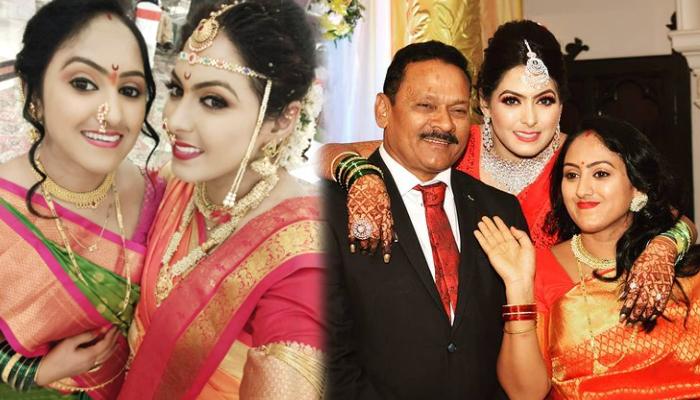 actress kajal kate and sneha shelar