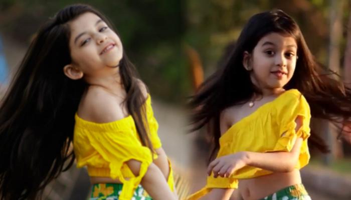 child actress saisha bhoir