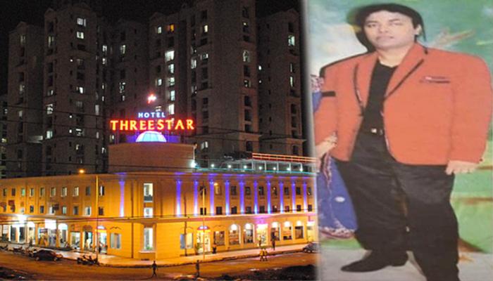 three star hotel kharghar