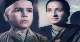 shyamchi aai movie actors