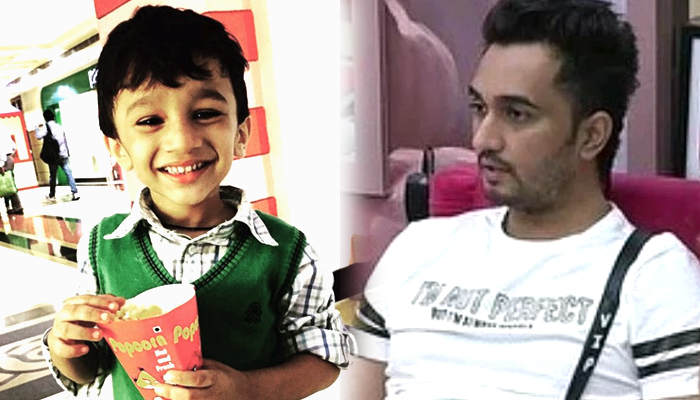 vikas patil big boss marathi son mourya